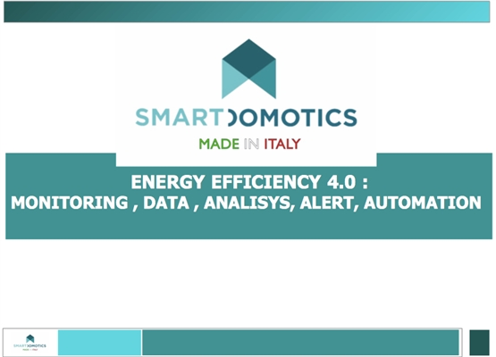 Smart Domotics entra in IntesaSanPaolo For Value, elite della innovazione italiana
